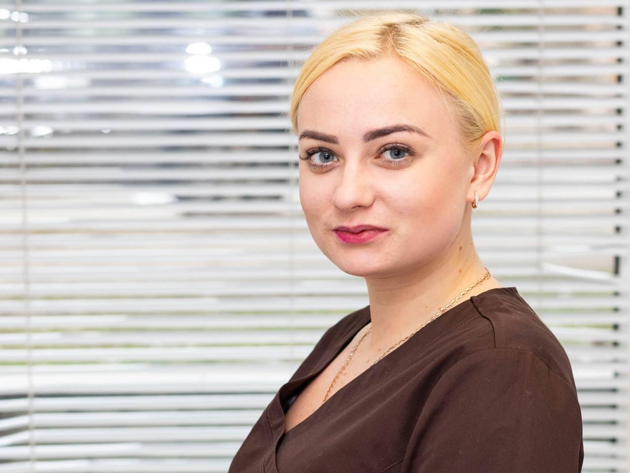 Асистент Тимків Христина Ігорівна